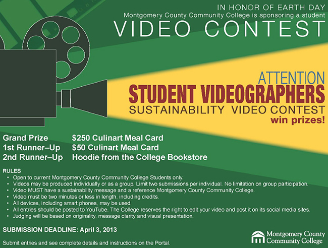Sustainability Video contest